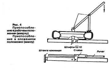 Разбортовка колеса самодельные приспособления чертеж 363